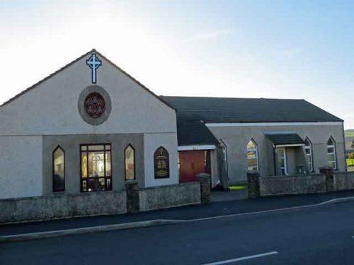 Roman Catholic Church : St Columba's   Visit Port Erin