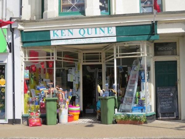 Hardware: Ken Quine