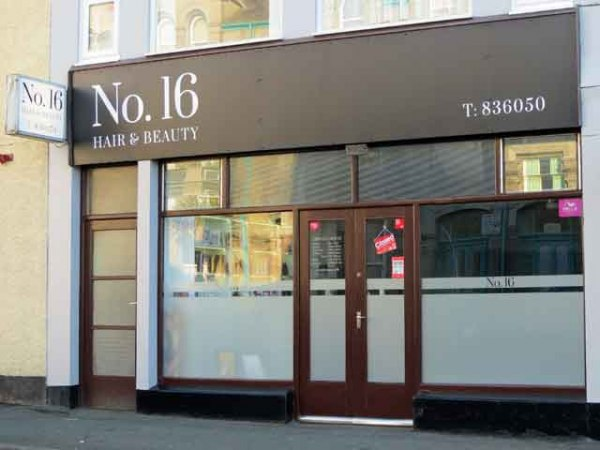 Hairdresser: No 16 Hair and Beauty