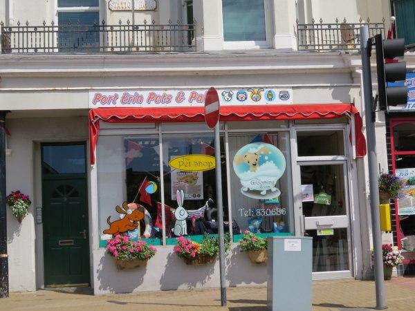 Pet Shop: Port Erin Pets
