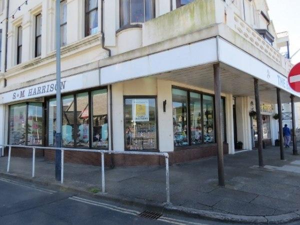 S + M Harrison's Shoe Shop